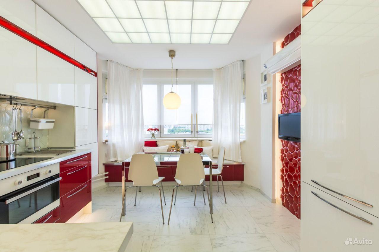 Дизайн кухни в 13 кв м с