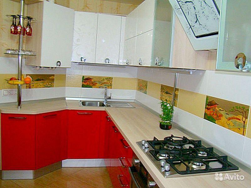 Реальные кухни фото