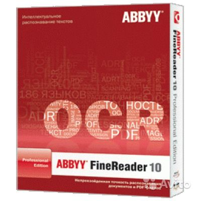 Патч для = ABBYY FineReader 10.0.102.109 Professional Порядок установки:1.