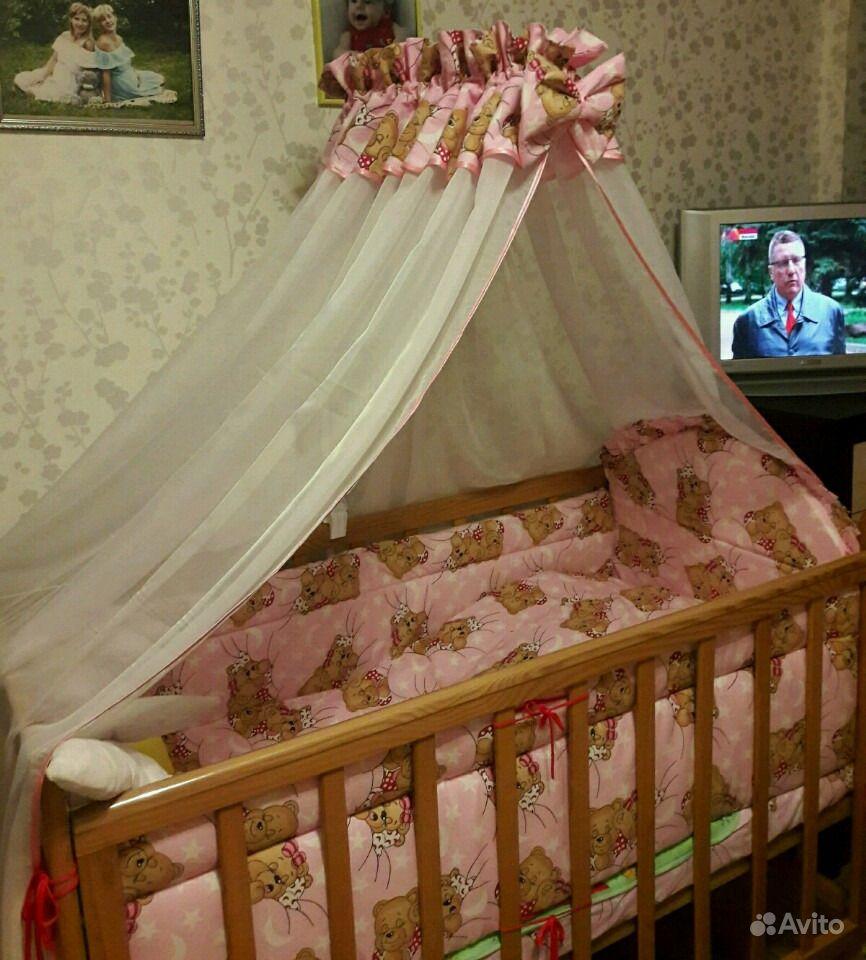Набор в кроватку подарок. Иркутская область, Ангарск