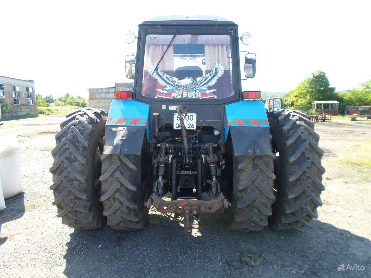 Продам трактор мтз - 82 с куном в городе Оренбурге. Цена.