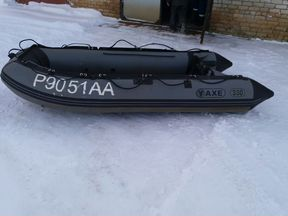 лодка yaxe адмирал