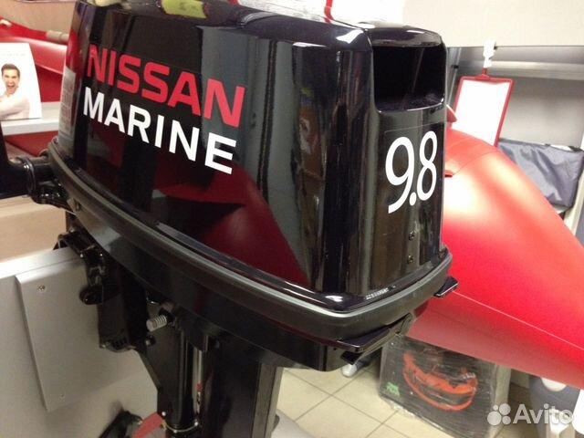 лодочные мотор ниссан марине продажа