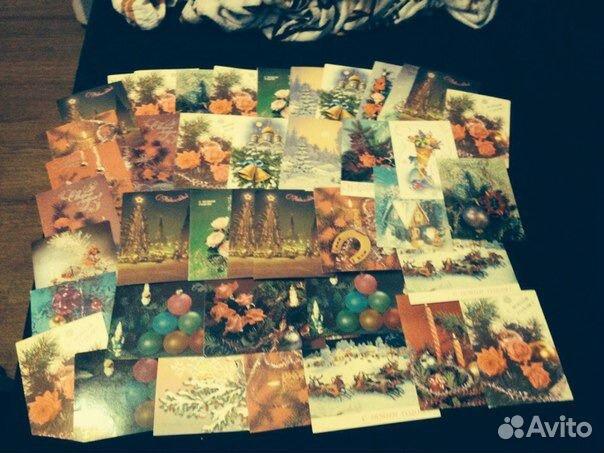 куплю почтовые открытки: