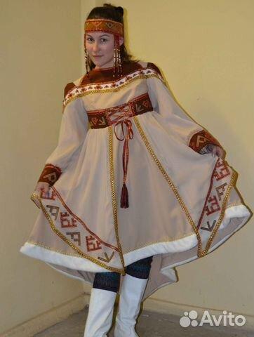 Костюм народа Севера купить в Республике Башкортостан на Avito - Объявления на сайте Avito