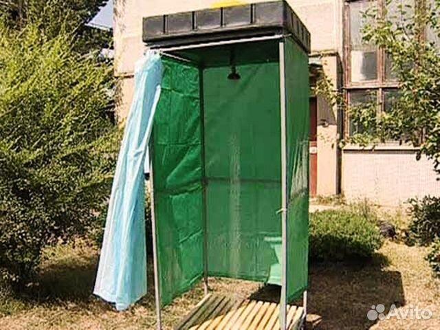 Как построить душ на даче своими руками