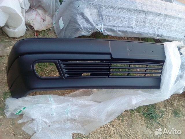 Бампер передний на мерседес W210