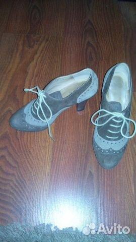 Осенние туфли купить 1