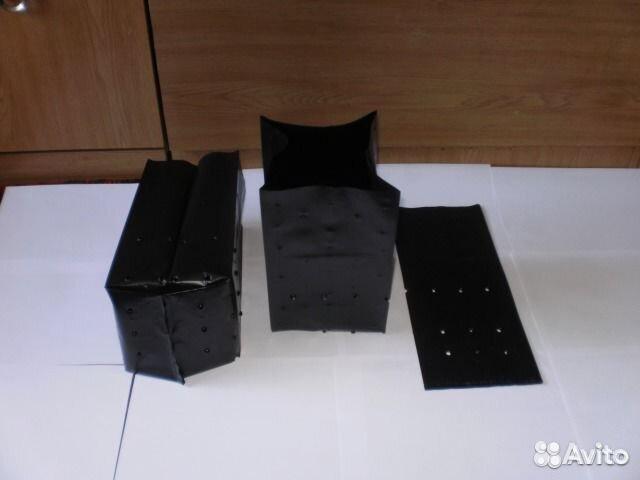 Как сделать бумажные пакеты для рассады