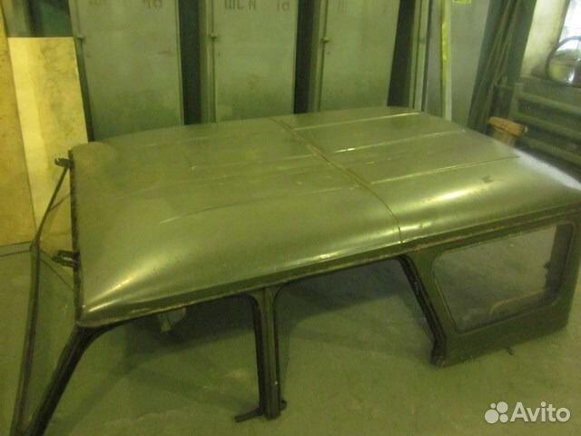 Уаз 469 железная крыша