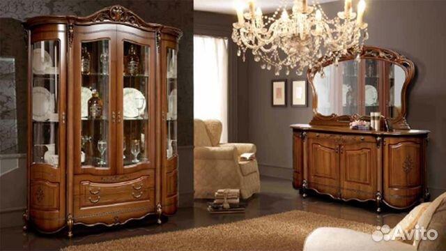Набор мягкой мебели консул-21