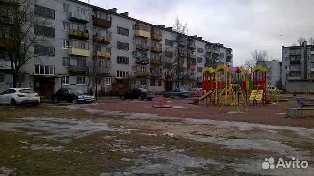 Продажа 2-комн квартиры, поселок городского типа мга, комсомольский проспект, д100
