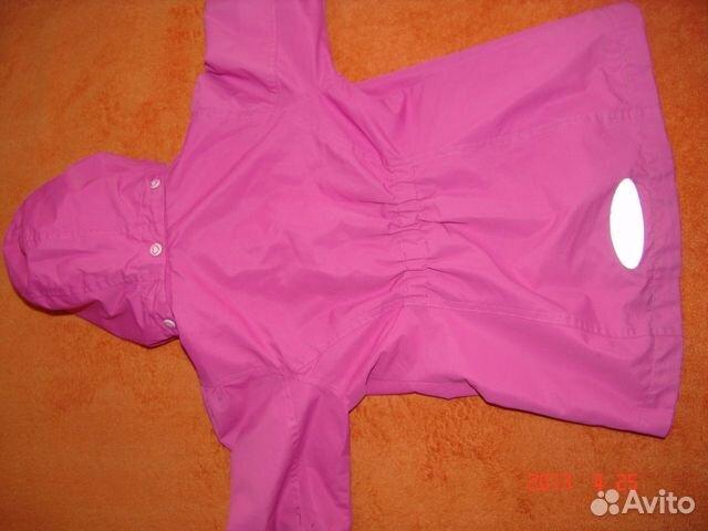продаю в Краснодар - Ветровка 110см в разделе Детская одежда и обувь бесплатной доски объявлений сайта AVITO.ru
