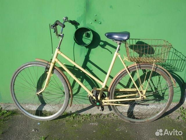 Дамский дорожный велосипед купить в Калининградской области на Avito - Бесплатные...