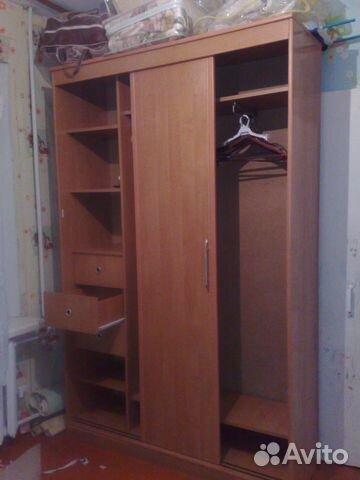Шкаф купе угловой кривой рог корпусная мебель.