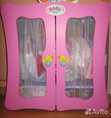 Шкафчик для беби бона