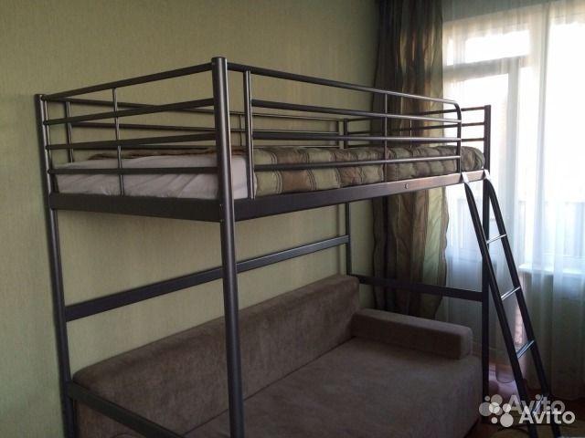 авито кровать чердак