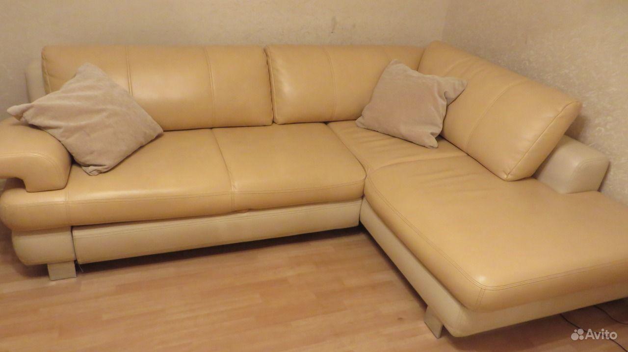 Большой угловой диван  с фабрики