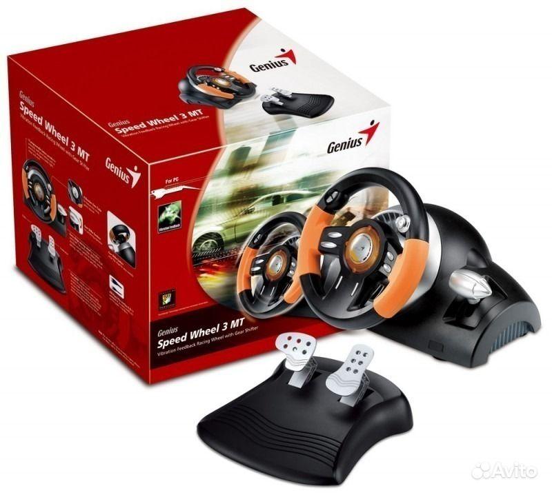 Драйвера Для Speed Wheel 3