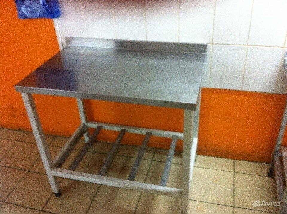 Стол под мойку для кухни б/у