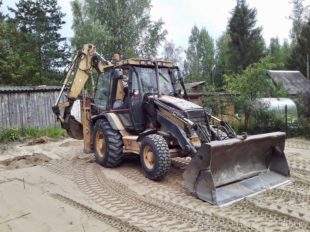 Ландшафтные работы. рытье канав и колодцев купить на Вуёк.ру - фотография № 3