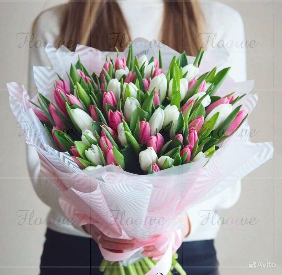 Доставка цветов Старый Оскол купить на Зозу.ру - фотография № 1