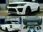 Тюнинг/Обвес Lumma CLR SR для Range Rover Vogue 4