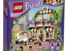 Lego friends Пиццерия
