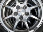 Оригинальное литье на Subaru Impreza