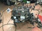 Двигатель caxa и МКПП на VW golf 6