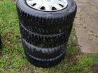 Зимние колеса r15
