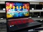 Новый Acer Nitro i5-9300h 8gb SSD 512gb GTX 1650