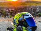 AGV Pista GP winter test 2016