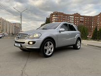 Mercedes-Benz M-класс 5.0AT, 2007, 67000км