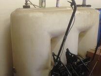 Бочка емкость для солярки воды и т д, 2 тонны — Ремонт и строительство в Москве