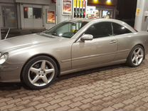 Mercedes-Benz CL-класс, 2002