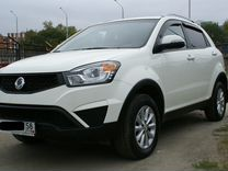 SsangYong Actyon, 2015 г., Саратов
