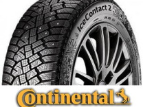 Шины Continental ContiIceContact 2 215/55 R16 97T