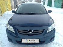Toyota Corolla, 2008 г., Новокузнецк
