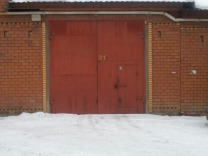 Купить металлический гараж ангарск купить секционные ворота для гаража в спб