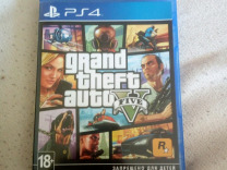 GTA 5 на PlayStation 4