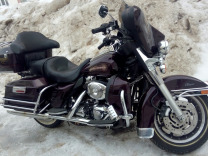 Harley-Davidson Electra Glide Classic 2006