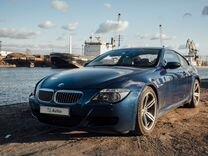 BMW M6, 2007 г., Санкт-Петербург
