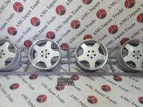 Комплект дисков R18 на Mercedes W220/W215 C215 AMG