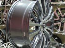 Новые литые диски на R20 5*150 на Lexus