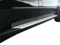 Пороги для BMW X5 (F15 E70) X3 F25