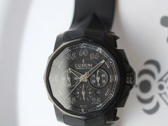 Corum - Admirals Cup Black Hull Limited Edition