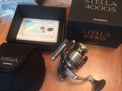 Shimano Stella,Twin Power,Vanquish, Graphiteleader