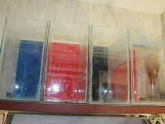 2 самодельных аквариума по 26 литров за 800р