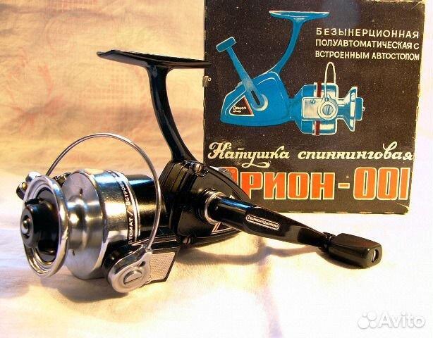 купить рыболовную катушку орион